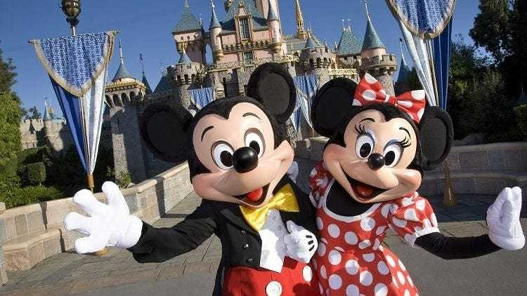 Disneyland Fans, Cast Members Protest Park Closure: 'Tell The Guards to Open Up The Gates'