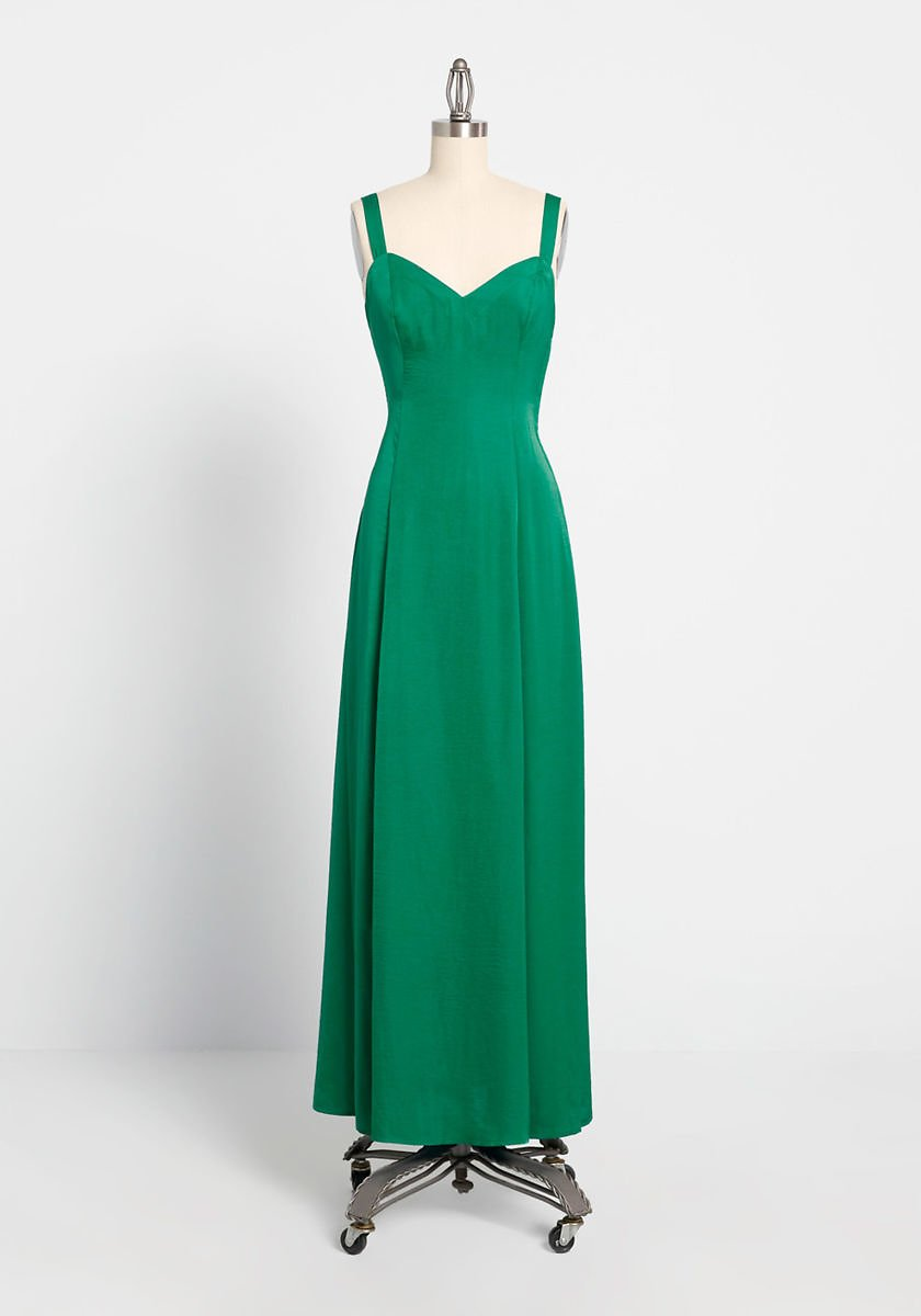 Sweeten The Occasion Maxi Dress