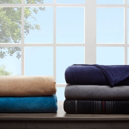 Bed Blankets from $9