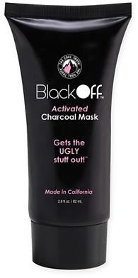 BlackOff™ 2.8 Fl. Oz. Activated Charcoal Mask