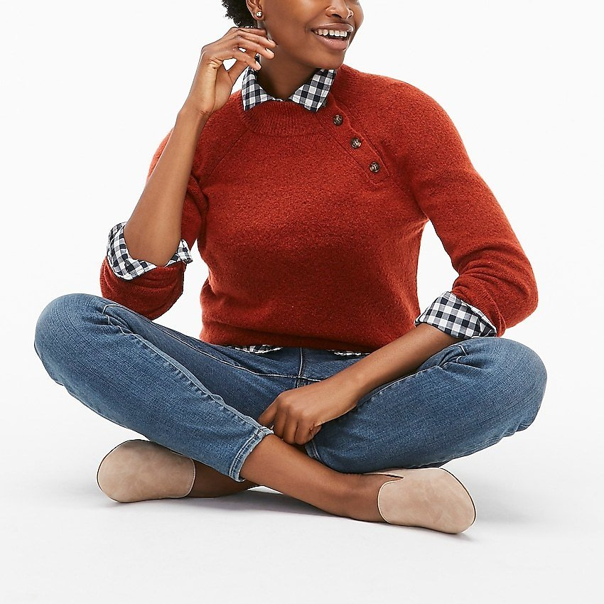50% Off Women's Sweaters + Extra 15% Off