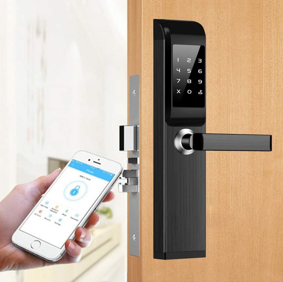 Up to 40% Off Smart Door Locks & Handles