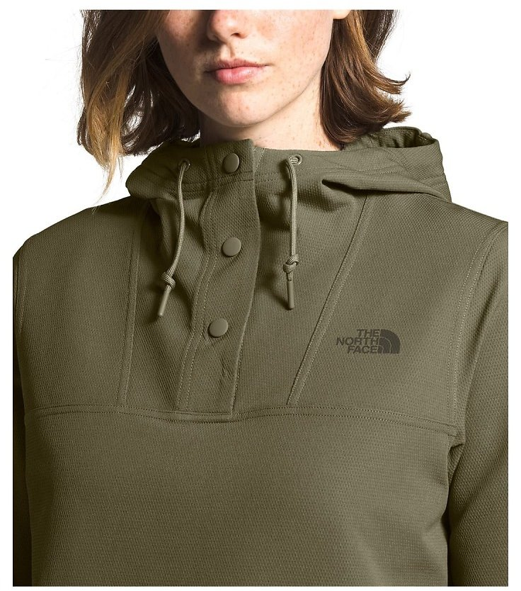 53% OFF On The North Face | Tekno Ridge Wind Resistant Pullover Hoodie | Nordstrom Rack