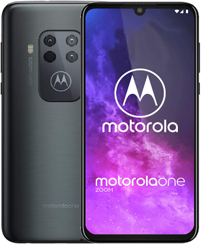 Motorola One Zoom 128GB 6.4-inch Unlocked Smartphone