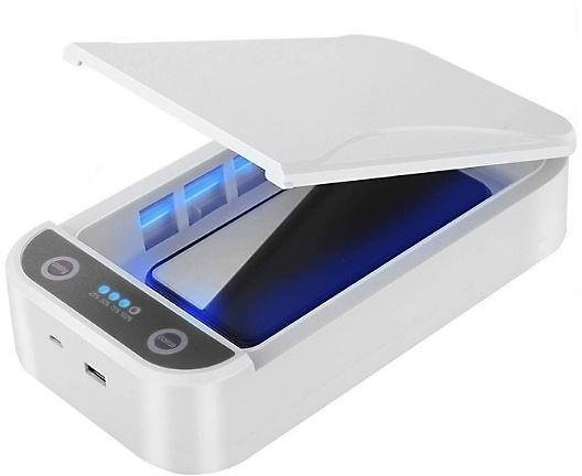 UV Light Sanitizer Box for Smartphones & More