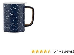 Ello Lil' Campy Vacuum Insulated Stainless Steel Travel Friendly Mug