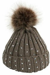 Details About Cute Toddler Kids Baby Hats Girl Boy Baby Winter Knit Hat Beanie Fur Pom Pom Cap