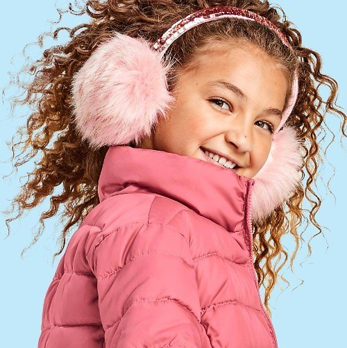 50% Off Kids Outerwear & Accessories + Free Shipping