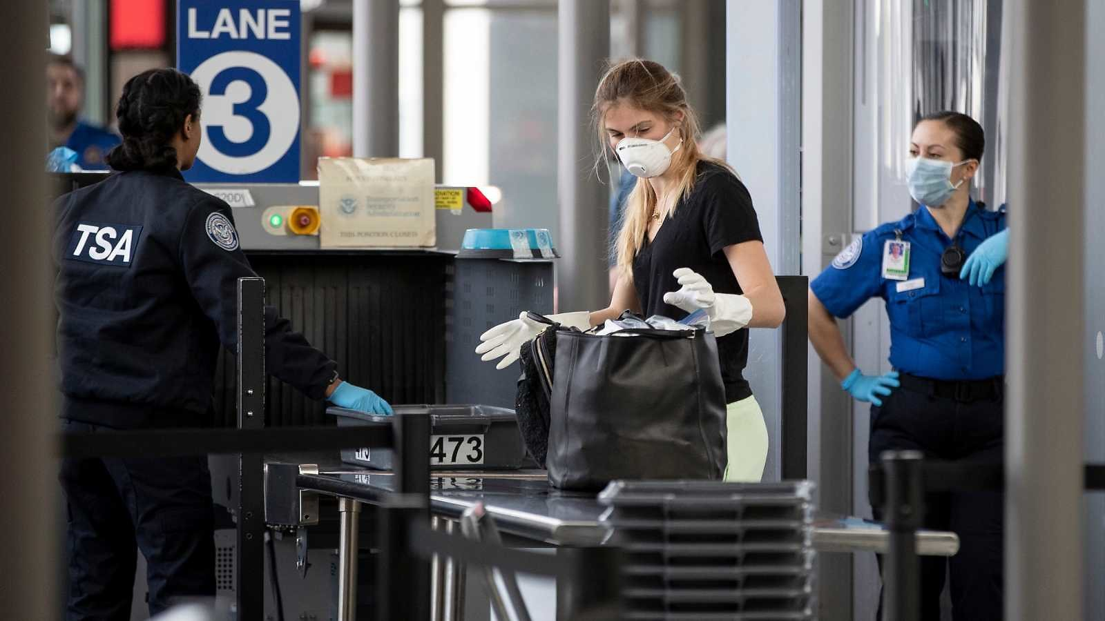 More People Flying? TSA Screens 1 Million Daily Passengers for First Time Since Pandemic Began