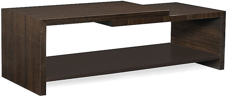 Caracole - Moderne Coffee Table, Aged Bourbon | One Kings Lane