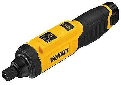 DEWALT 8V MAX1/4 in Inline Screwdriver Kit DCF682N1R Certified Refurbished