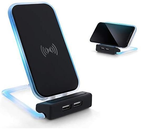 Xtreme 5W QI Rotating Wireless Charger