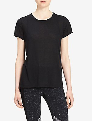 Performance Heathered T-shirt | Calvin Klein