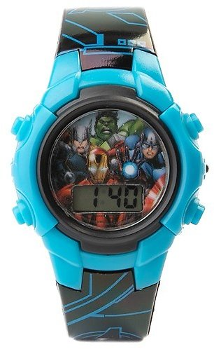 Marvel Avengers Watch - Blue