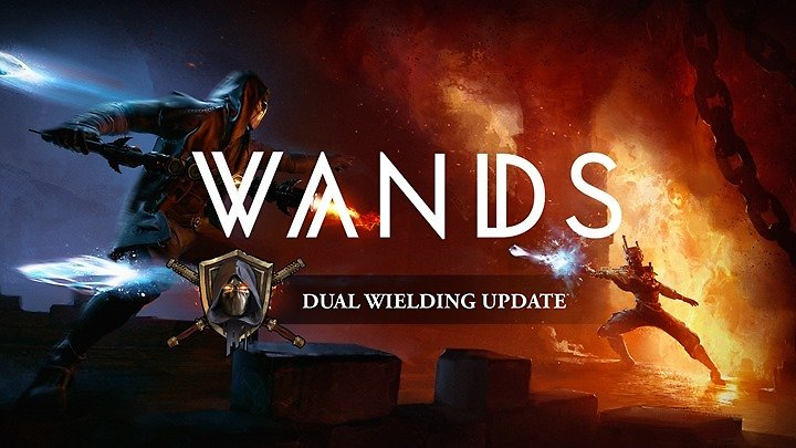 Wands Video Game