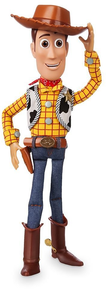 Disney Woody Interactive Talking Action Figure Toy Story 15-in