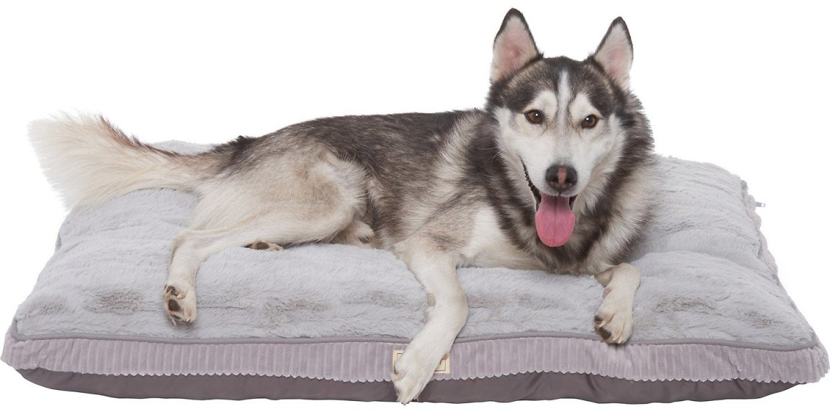 """PoochPlanet® ThermaCare Dog Bed - 40x30x2"""""""