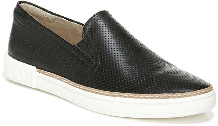 Naturalizer | Zola 3 Perforated Slip-On Sneaker - Wide Width Available | Nordstrom Rack