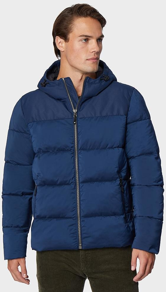MEN'S MICROLUX HEAVY POLY-FILL PUFFER JACKET (3 COLORS)