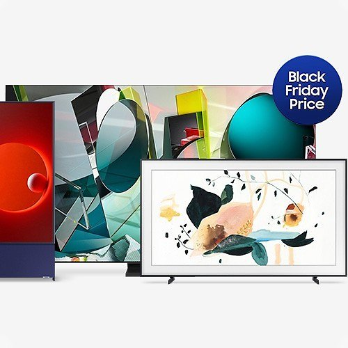 Up to $3,000 Off Early Black Friday TV Sale