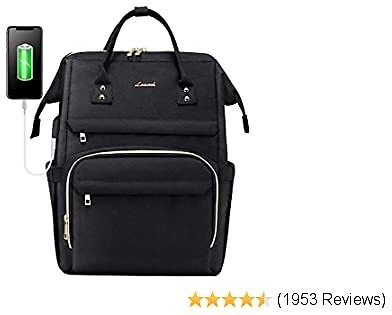 Laptop Backpack for Women Fashion Travel Bags with USB Port