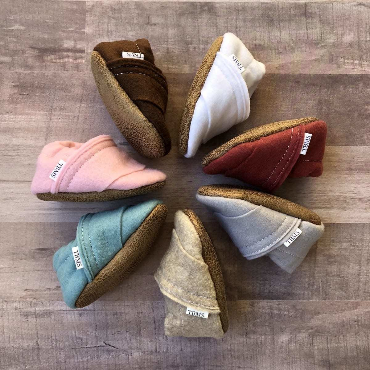 Personalized Soft Sole Shoes