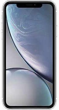 Apple IPhone XR 128GB Sim Free Unlocked IOS Smartphone White - Good Condition
