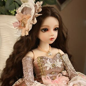 1/3 BJD Doll SD Fashion Beautiful Princess Ball Jointed Dolls For Baby Girl Gift