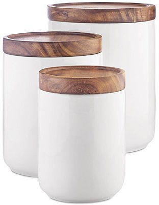 3 Set of The Cellar Canisters & Reviews - Dinnerware - Dining
