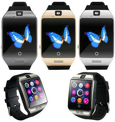 Universal Smartwatch Bluetooth Watch Watch for Smartphone Mobile Whats APP Facebook
