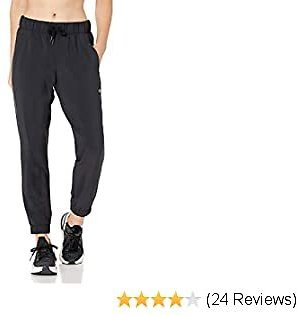Amazon Brand - Core 10 Women's (XS-3X) Woven Jogger Pant
