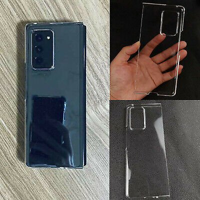 For Samsung Galaxy Z Fold 2 5G Ultra-thin Shockproof Hard PC Back Cover Case New