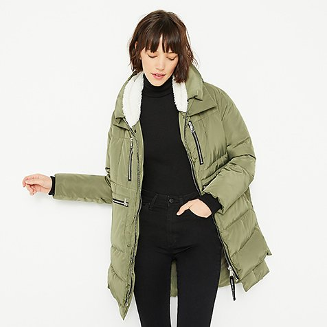 Up to 75% Women's Puffer, Quilted, & Parka Jackets