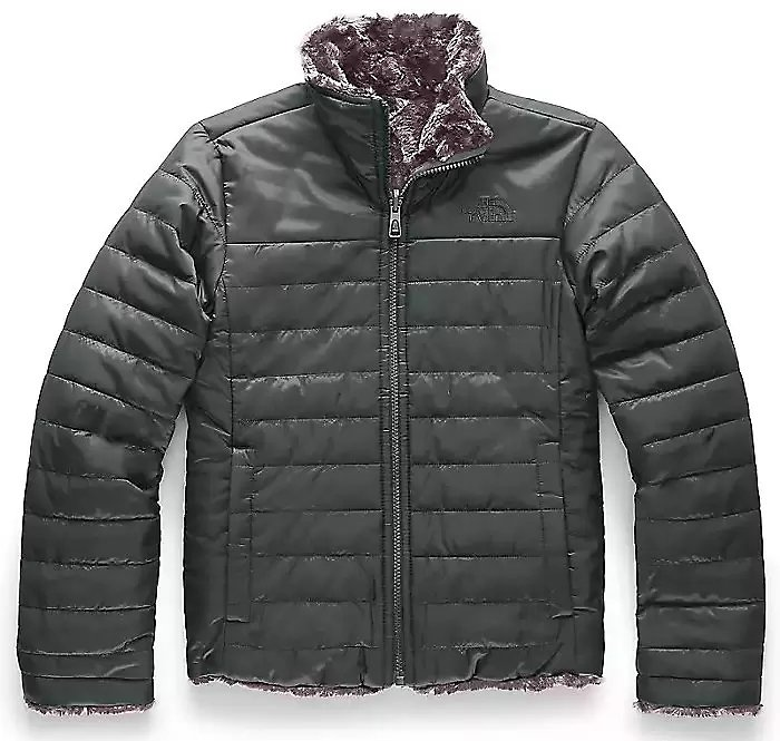 The North Face Girls' Reversible Mossbud Swirl Jacket (10 Colors)