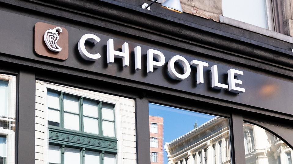 Chipotle Sales Surge With Online Orders