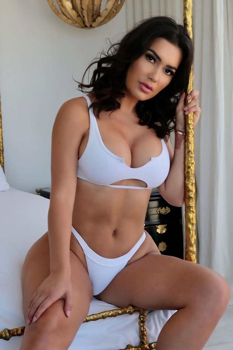 A Little Less Shade 2 Piece Swimsuit - White