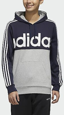 Adidas Essentials Colorblock Pullover Sweatshirt Men's