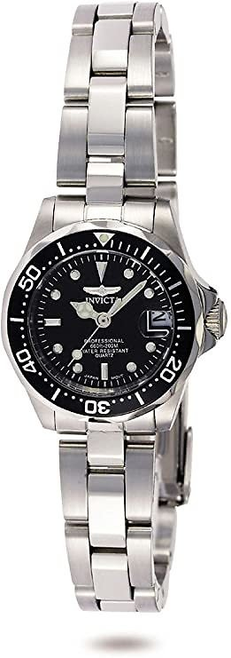Invicta Pro Diver Collection Stainless Steel Watch