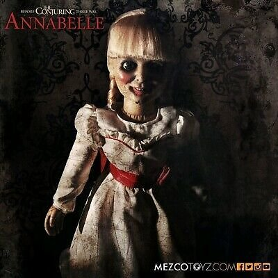 The Conjuring - Annabelle Prop Replica Doll Mezco