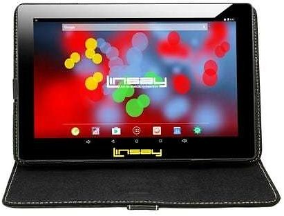 LINSAY 10.1-in Wi-Fi Only Android 9 Pie Tablet with Accessories and Case Included Lowes.com
