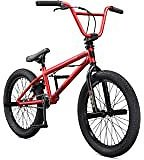 Mongoose Legion L20 Freestyle BMX Bike Line for Beginner-Level to Advanced Riders, Steel Frame, 20-Inch Wheels, Black : Sports & Outdoors