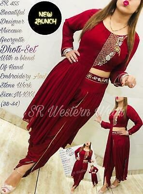 Red Sunflower Kurti Designer Selfie Anarkali Pant Ethnic Party Wear Kurtis