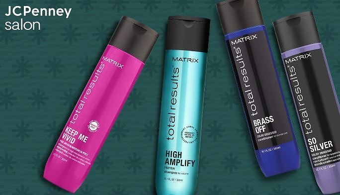 Matrix Total Results Shampoos & Conditioners - JCP Saloon