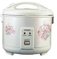Tiger Electronic Rice Cooker