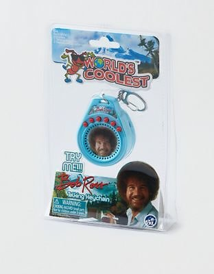 World's Smallest Bob Ross