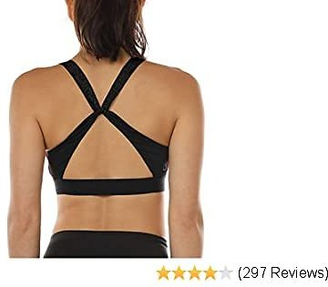 Icyzone Workout Sports Bras for Women - Women's Running Yoga Bra, Activewear Top, Athletic Fitness Clothes
