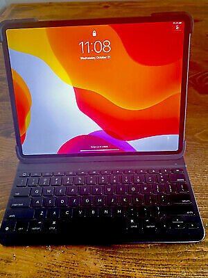 Apple IPad Pro 3rd Gen. 256GB, Wi-Fi, 12.9 in - Space Gray, Smart Folio Keyboard 190198817686