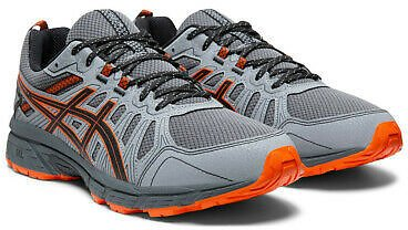 Asics Mens Gel-Venture 7 Trail Running Shoes Trainers Sneakers - Grey Sports