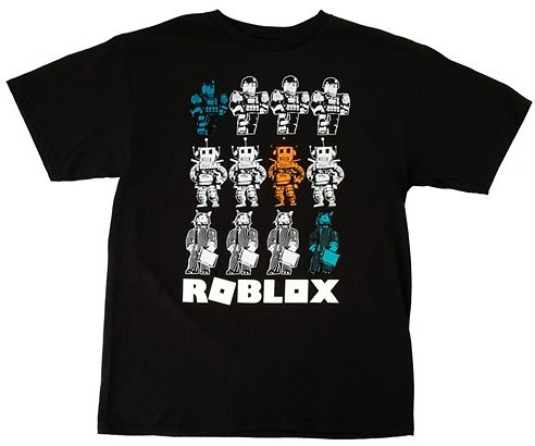 Roblox Logo Tee - Little Kid / Big Kid - Black