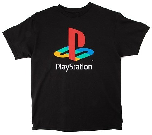 PlayStation Tee - Big Kid / Little Kid - Black